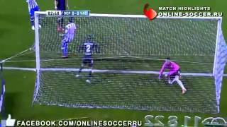 Футбол Испании  Депортиво   Вальядолид   0 0 Видео обзор матча(, 2012-12-17T22:55:50.000Z)