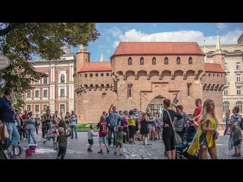 Poland timelapse 4K   Polska timelapse 4 K   Walkative!