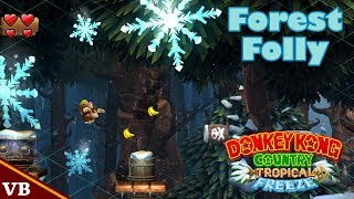 Donkey Kong Country: Tropical Freeze - 6-5 Forest Folly