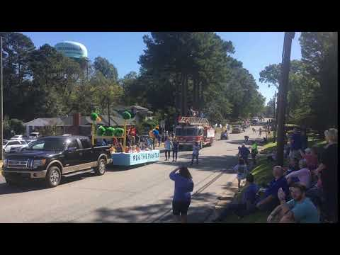 Southern Academy Homecoming Parade 2017 3