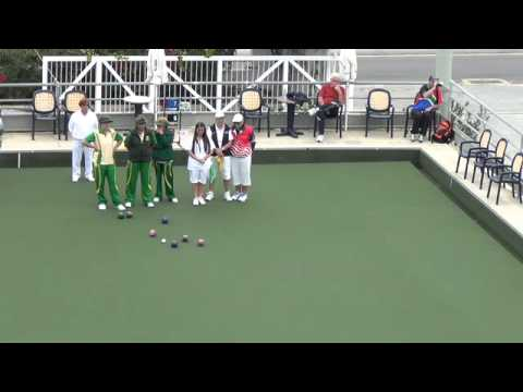 Atlantic Championships 11/12/15 South Africa v Jersey Ladies Fours