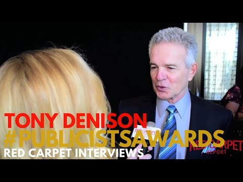 Tony Denison #MajorCrimes interviewed at the 54th Annual ICG Publicists Awards #PublicistsAwards