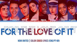Now United For The Love Of It Version English Color Coded Eng Pt Br