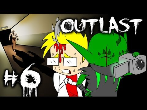 Outlast | Part 6 - EPIC CHASE SEQUENCE
