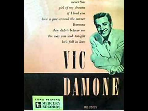Vic Damone   Lets Fall in love
