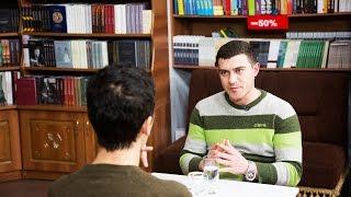 Բարձր գրականություն Արքմենիկ Նիկողոսյանի հետ  Ռեյ Բրեդբըրի