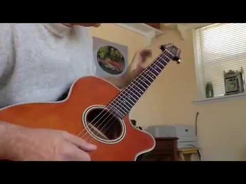Improvisation Tricks using DADGAD open tuning