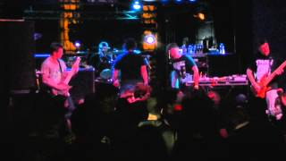 "PIG DESTROYER ""Permanent Funeral"" Live @ Altar Bar, Pittsburgh, PA 01/31/2015 3 cam HD mix"