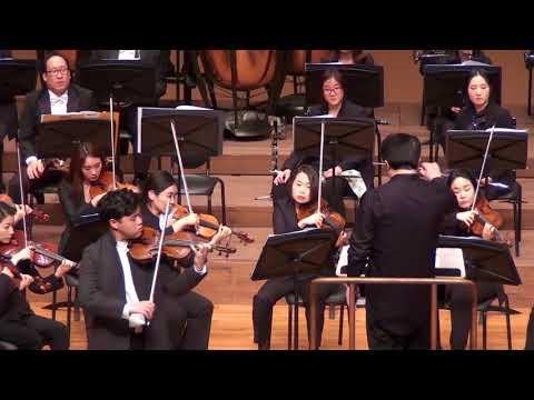 Chansik Park - Brahms Violin Concerto in D major, Op.77 (1st. mov.)