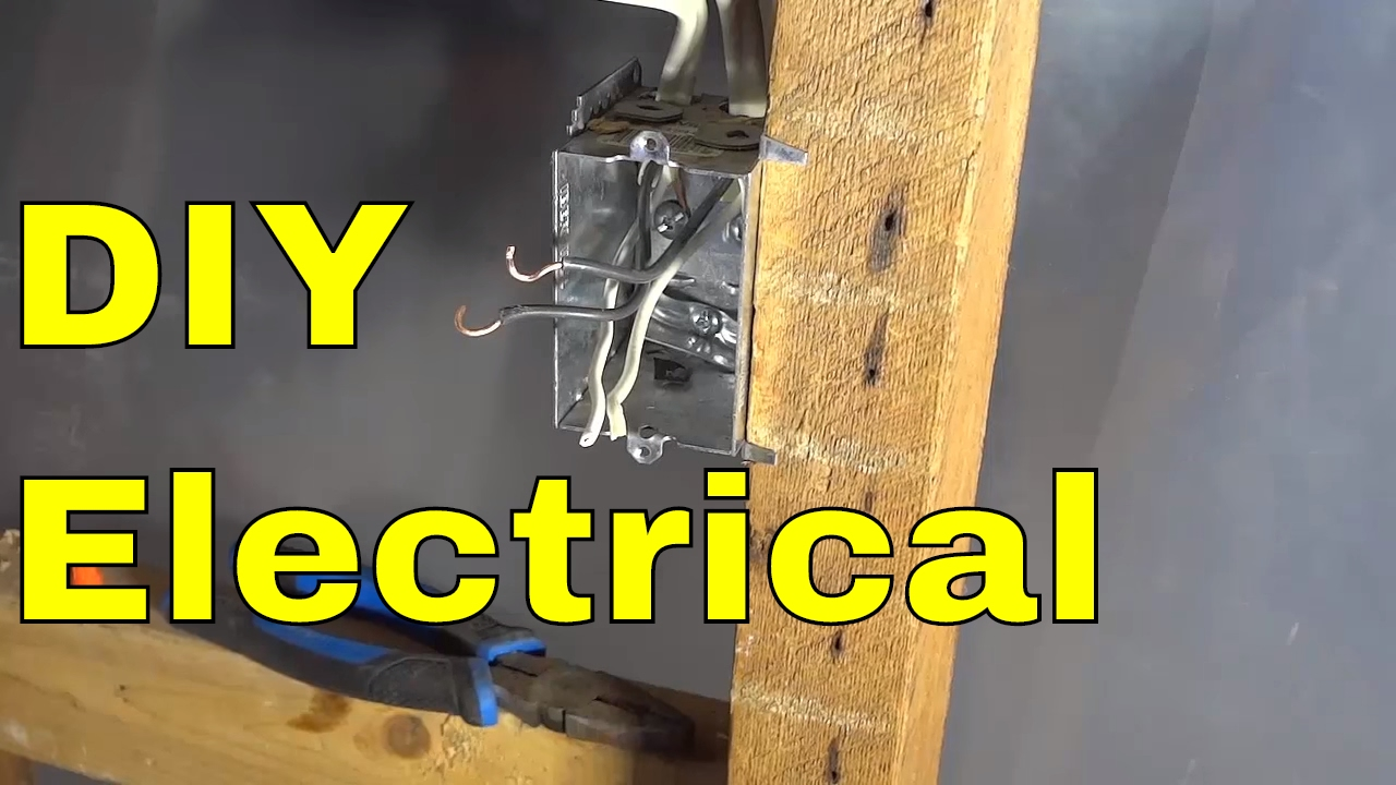 How To Connect 2 Neutral Wires Together-Wiring A Light Switch-DIY ...