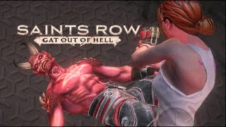 GAT OUTTA HELL! [SAINTS ROW] [PS4]