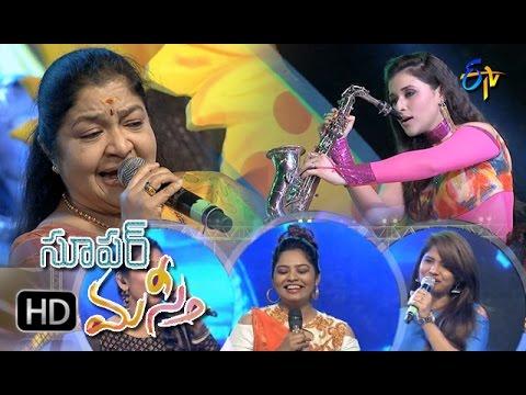 Super Masti | 16th April 2017 | Chilakaluripet | Full Episode | ETV Telugu