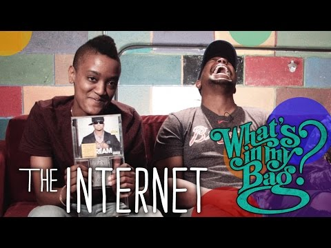 The Internet - What's In My Bag?