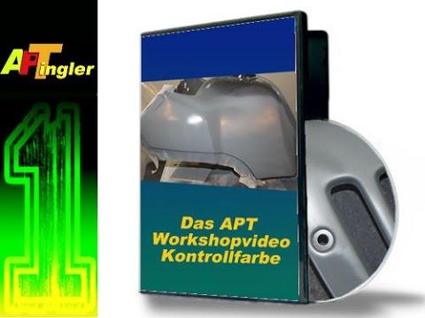 Tipp - Trick dunklen Füller schleifen  - Tip - Trick grind dark filler
