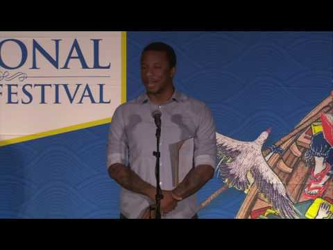 Poetry Slam: 2016 National Book Festival