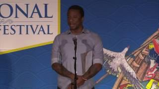 Poetry Slam: 2016 National Book Festival
