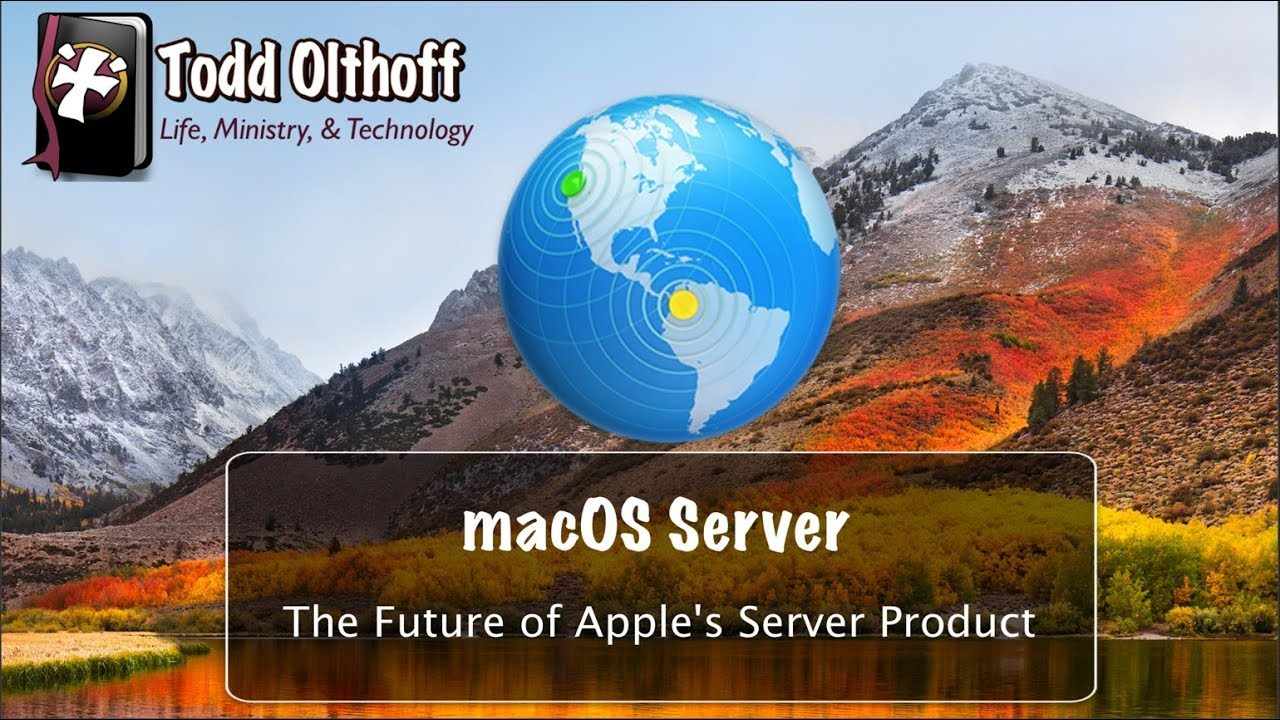 macOS Server: The Future of Apple's Server Product