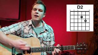 From The Inside Out - Tutorial (Hillsong United) with chord chart