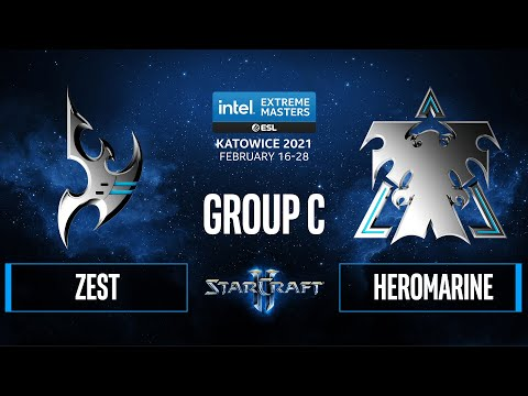 Zest vs Heromarine - IEM Katowice 2021 - Map 2