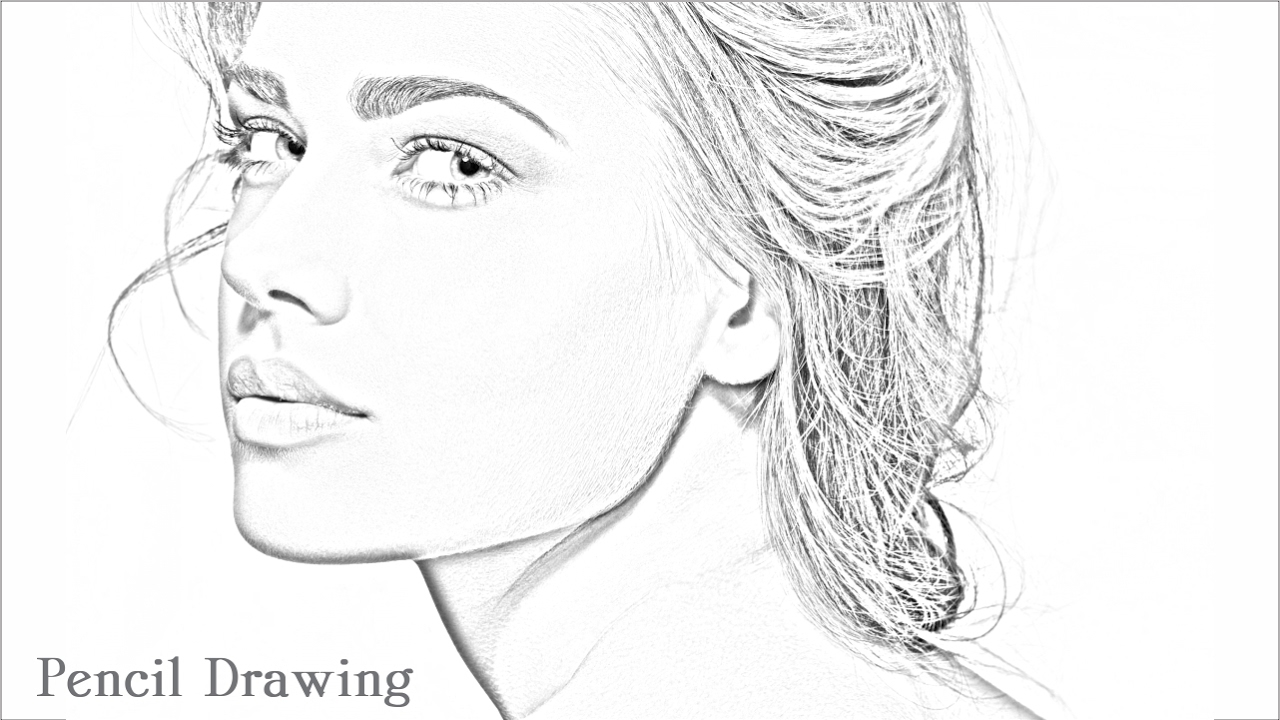How to make pencil sketch in photoshop cs5 cc photoshop tutorial