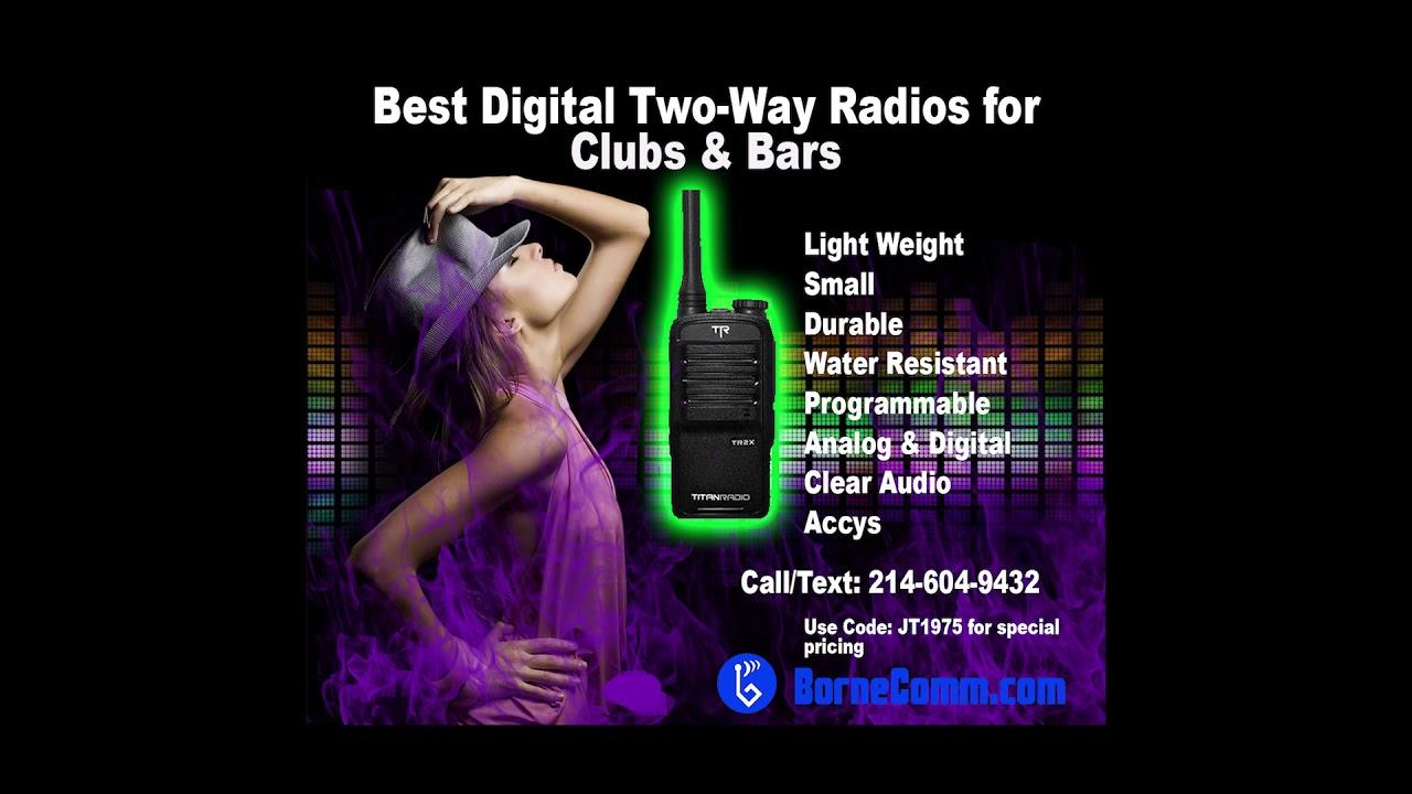 How to Buy a Walkie Talkie Twoway Radio Titan TR2x and TR-4x