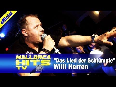 Willi Herren - Das Lied der Schlümpfe - Mallorca Party Hits
