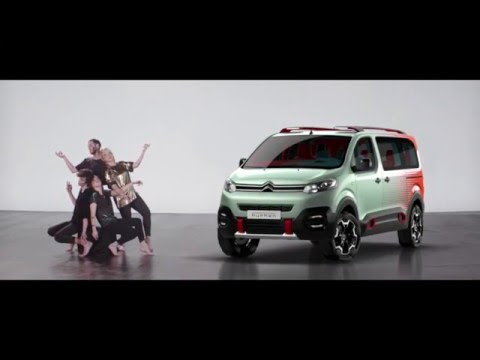 Citroën - SpaceTourer Hyphen