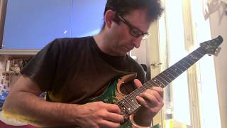 In Twilight Hours - Kamelot solo study