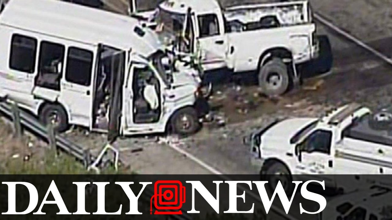 Deadly Texas Bus Crash Is An Example Of Why Texting And Driving Is Dangerous