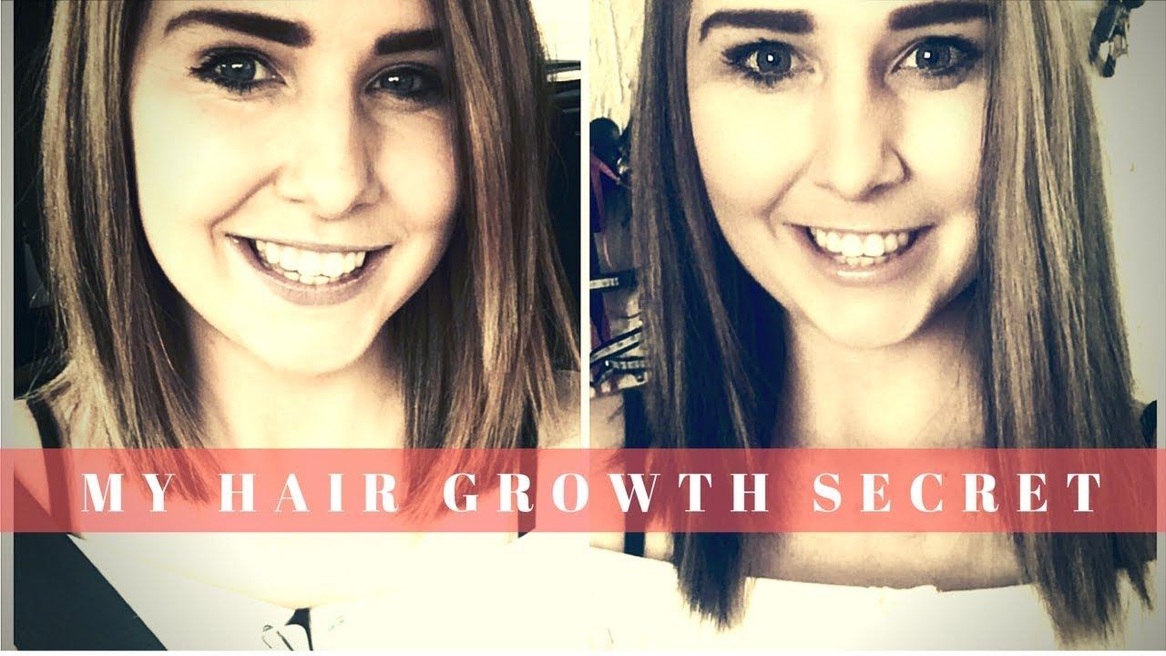 How To Grow Hair Faster Folic Acid Benefits My Secret Youtube