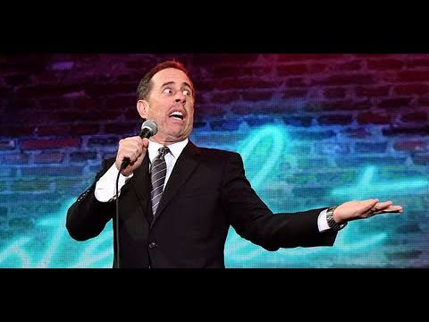 Jerry Seinfeld LIVE CHICAGO Stand Up