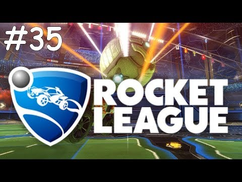 PLAYING WITH THE OS STARTING LINEUP (Rocket League Ep 35)