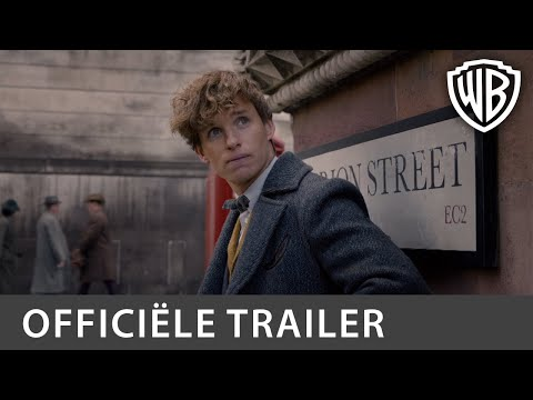 Fantastic Beasts: The Crimes of Grindelwald | Officiële trailer 2 NL | 14 november in de bioscoop