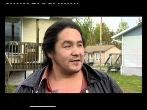 Das Indianerreservat am Simonsee - Kanada