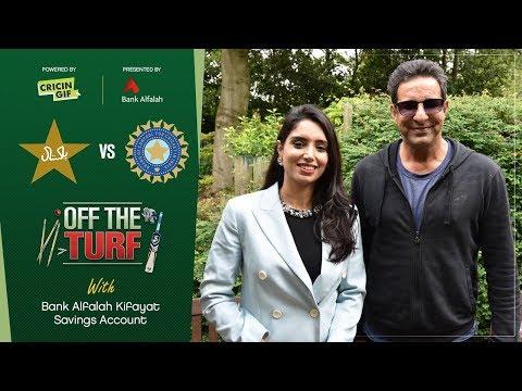 India vs Pakistan - Pre Match Analysis: Off The Turf with Bank Alfalah Kifayat Savings Account