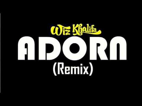Miguel ft  Wiz Khalifa   Adorn Remix