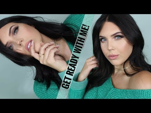 grwm---makeup-&-soft-curls-with-my-new-hair!-plus-new-products,-exciting-updates-&-more-|-faith-drew