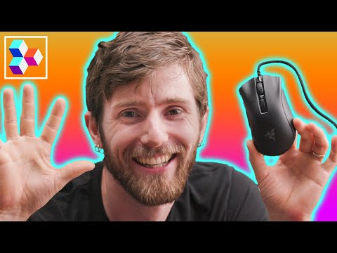 FINALLY, a gaming mouse for tiny hands!!! - Razer DeathAdder V2 Mini