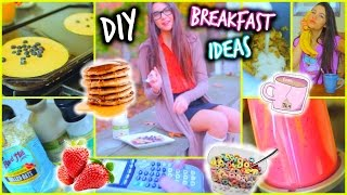 Breakfast Ideas - Diy Healthy,quick, Easy, And Fast For School!