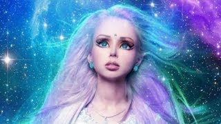 Real Life Barbie Needs Only Air and Light To Survive - Valeria Lukyanova