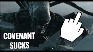 How Alien: Covenant Ruined Me