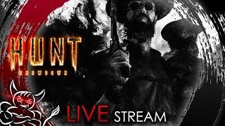 Hunt Showdown - Охота на Охотников Тестим Мосинку Стрим.