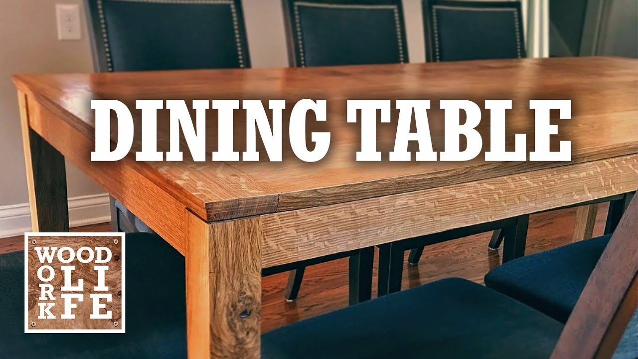 Diningtable whiteoak