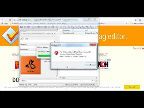 MP3Tag Editor