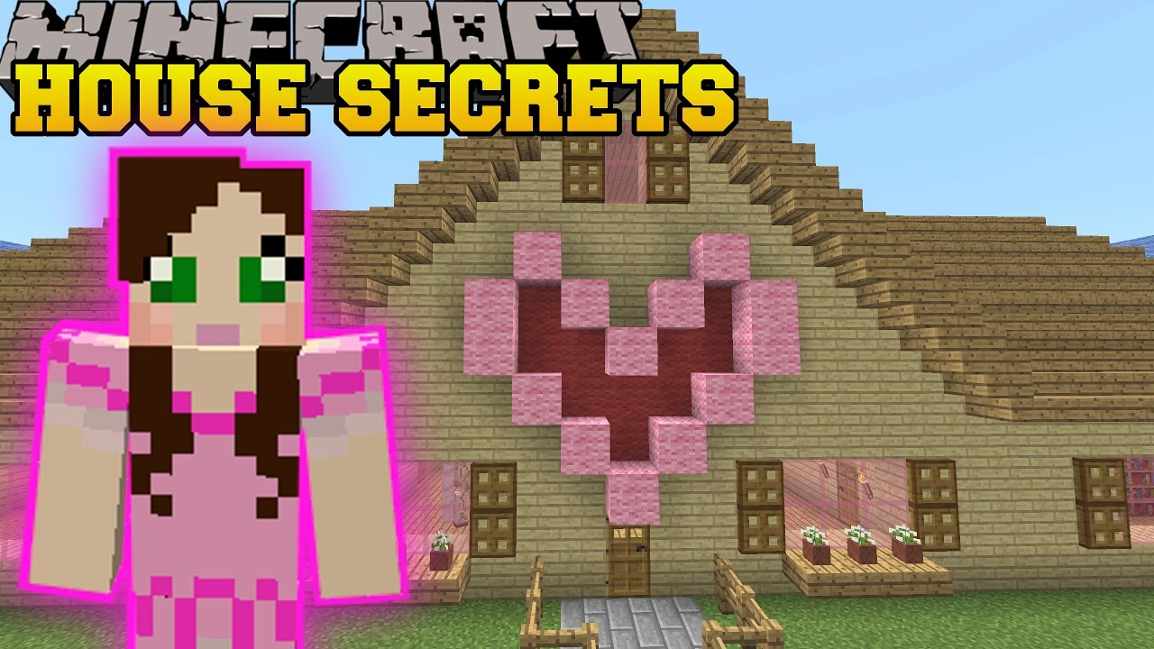 Download video minecraft secrets in my house find the Find a house