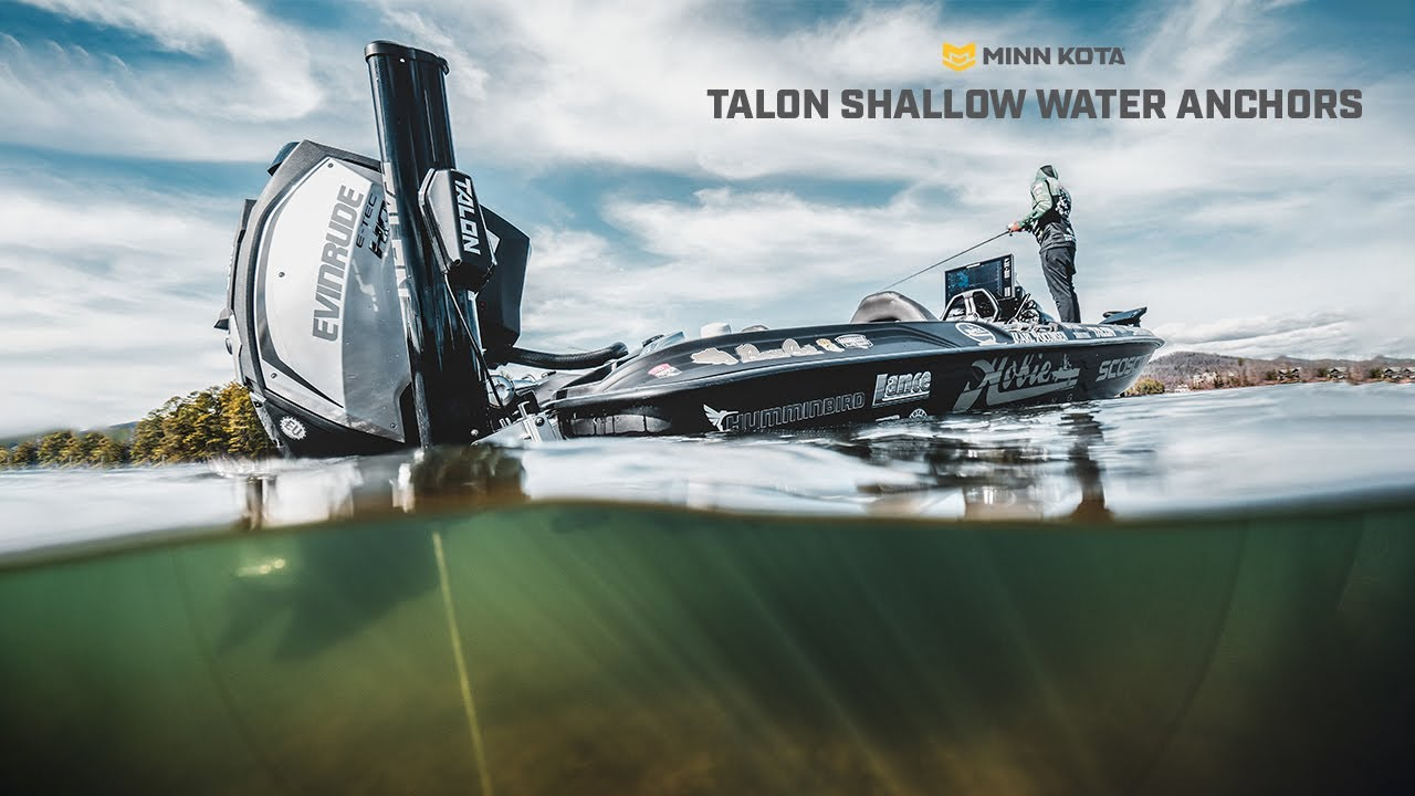 Talon Shallow Water Anchor Overview with Carl Jocumsen | Minn Kota