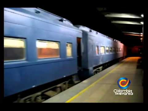 Colombia necesita urgentemente Ferrocarriles