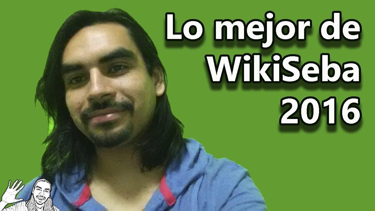 Lo mejor de WikiSeba 2016