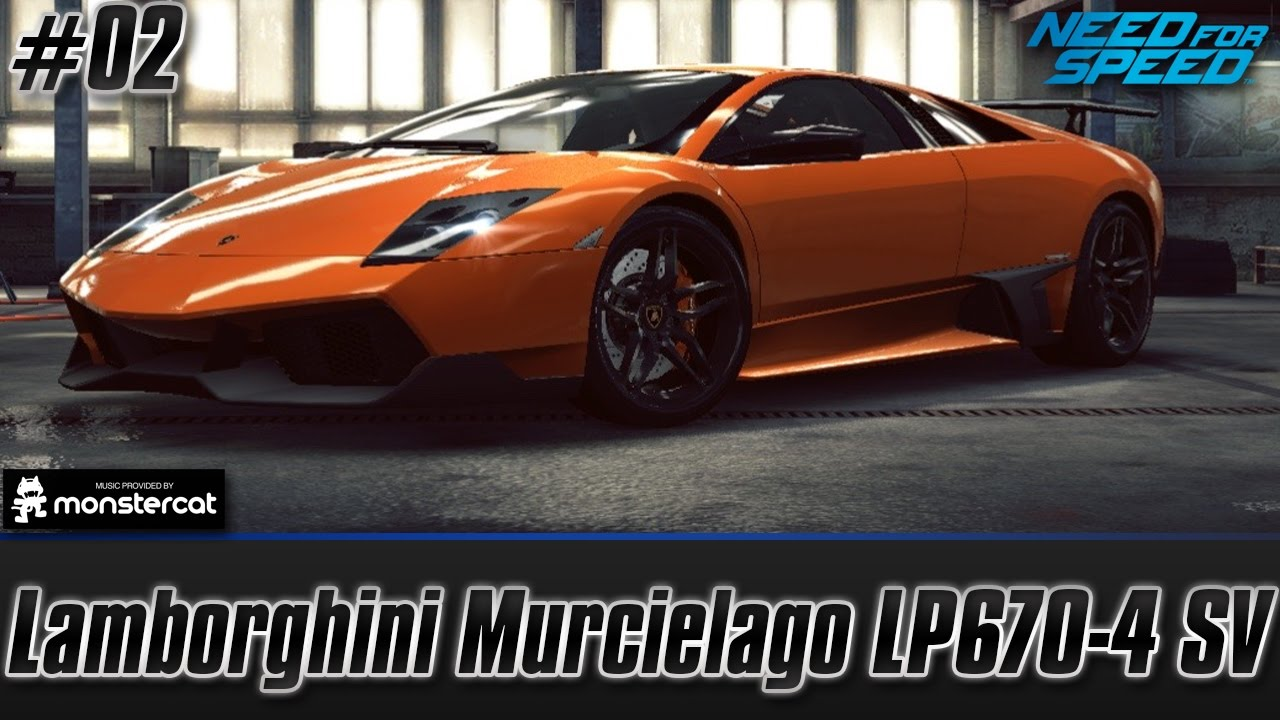 Need For Speed No Limits Lamborghini Murcielago Lp670 4 Sv Tidal