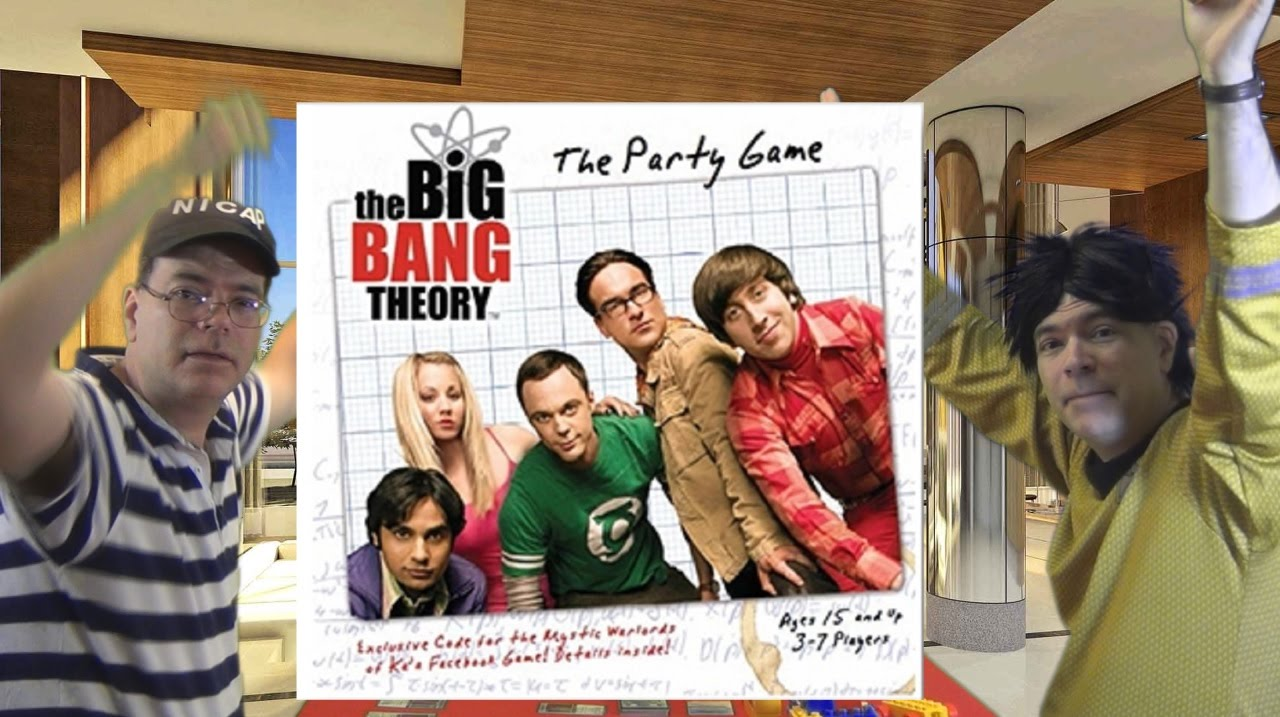 The Big Bang Theory Games Online